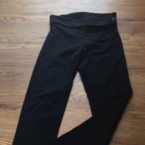 VS black leggings